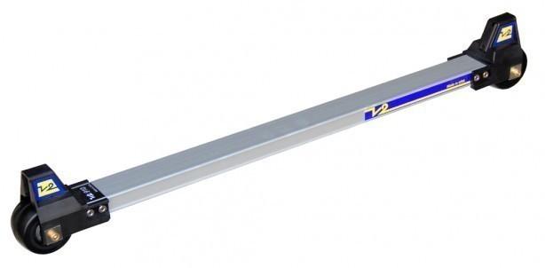 Недорогие надежные классические лыжероллеры Jenex V2 910