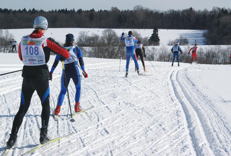 XCSPORT.RU / Статьи / Основные способы прокладки лыжни