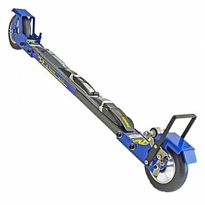 карбоновые лыжероллеры для конькового хода Jenex V2 XLF98RM