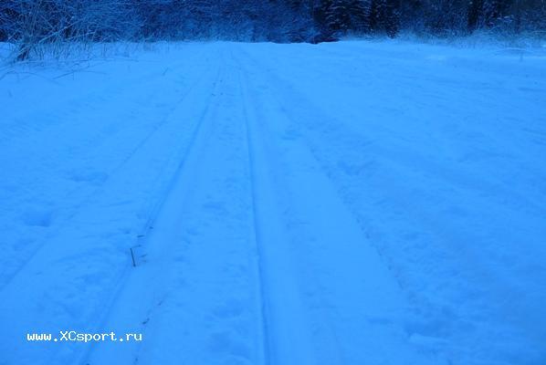Лыжня для классического хода