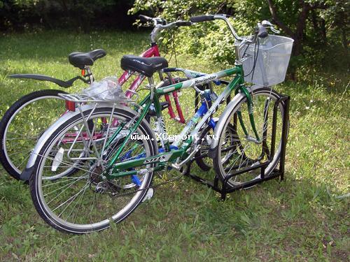 Оборудование для парковки велосипедов